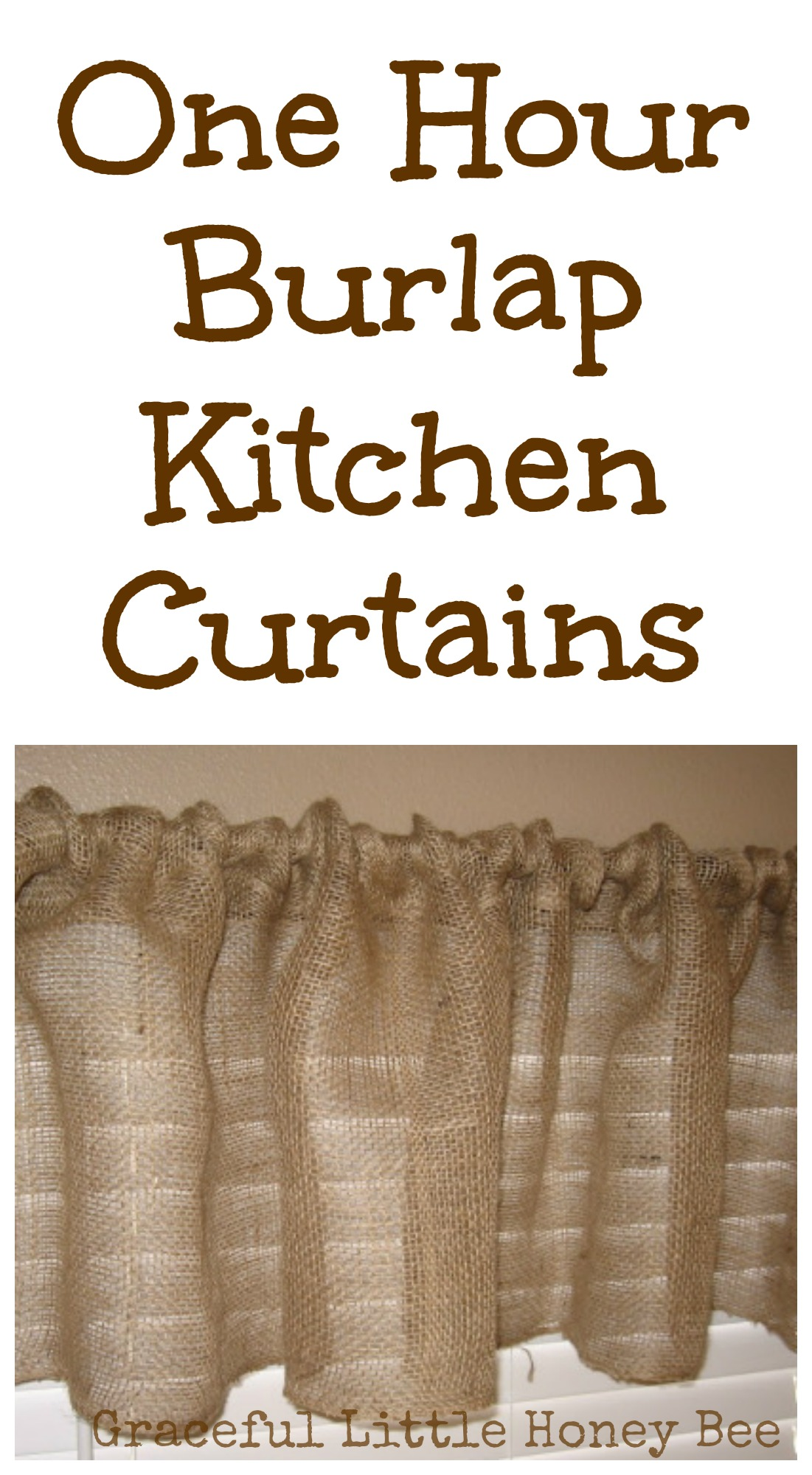 Simple Kitchen Curtain Ideas