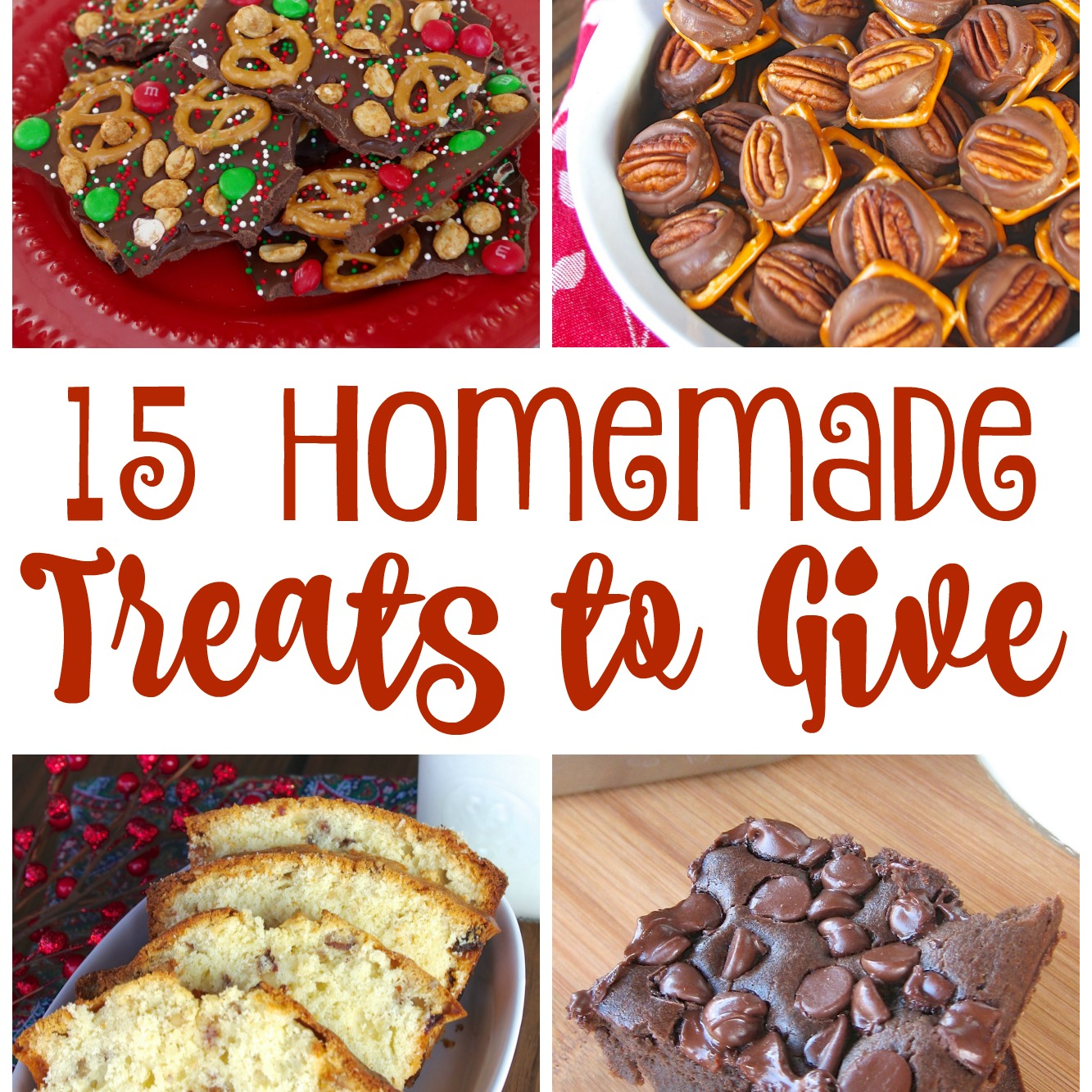 15 Homemade Christmas Treats To Give Graceful Little