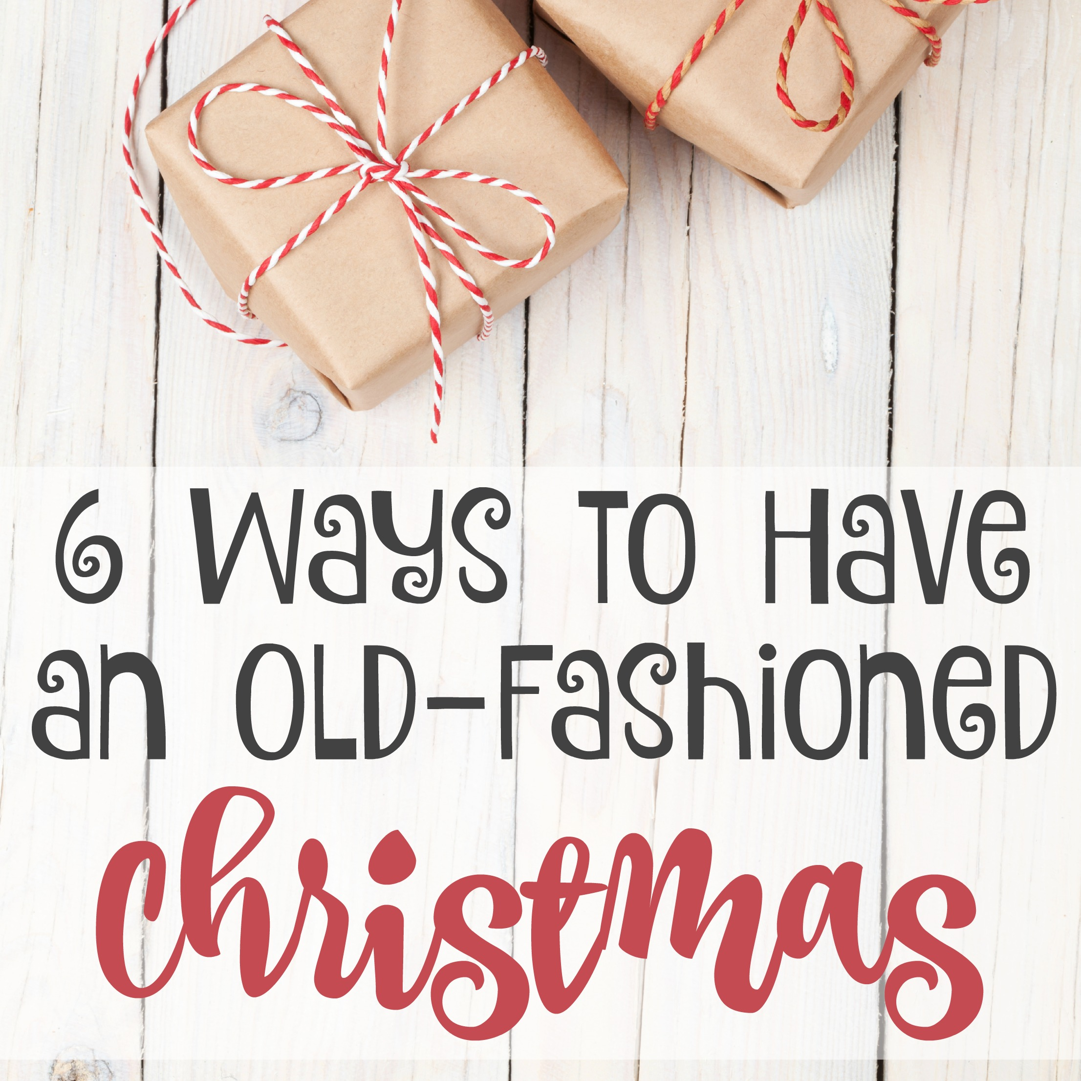 Old Fashioned Christmas Recipes Traditions