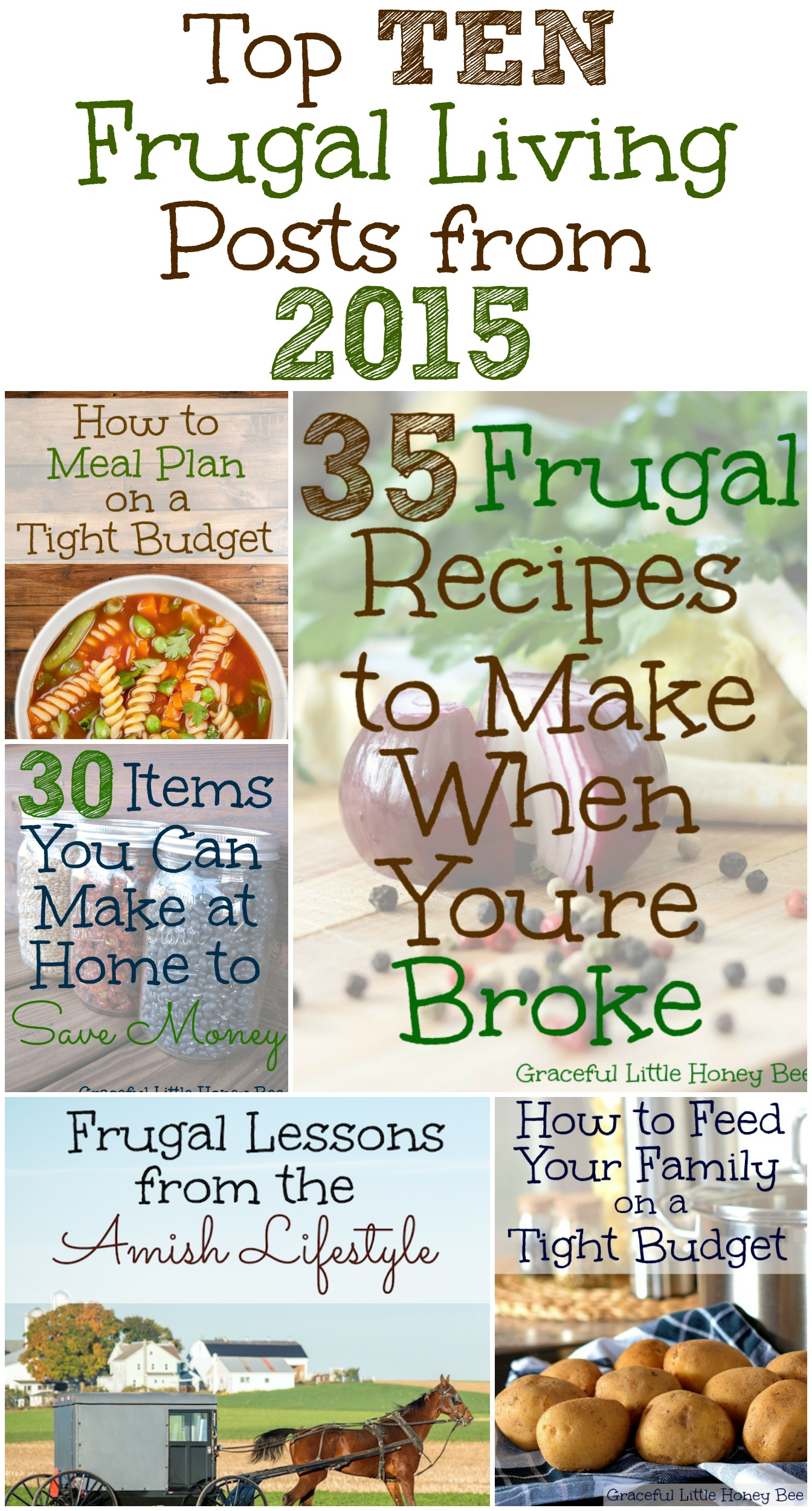 Best 10 Living Room Chandeliers Ideas On Pinterest: Top 10 Frugal Living Posts From 2015