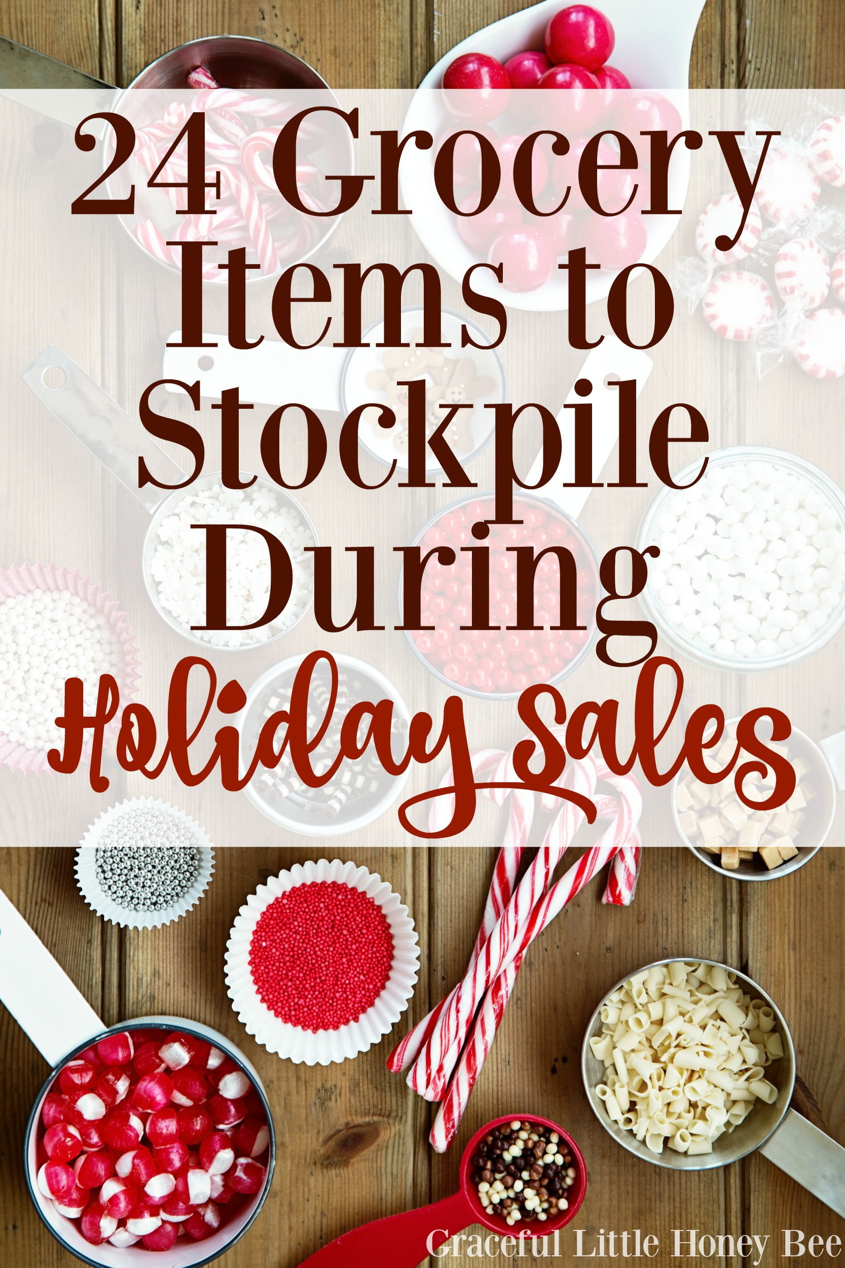 24 grocery items to stockpile during holiday sales for Christmas sale items